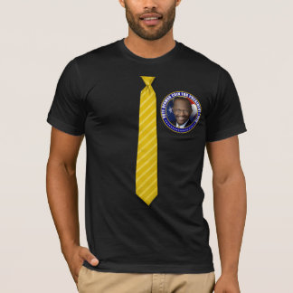 Herman Cain Yellow Tie T-Shirt