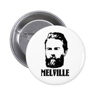 Herman Melville 2 Inch Round Button