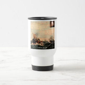 Herman Melville Call Me Ishmael Quote Travel Mug