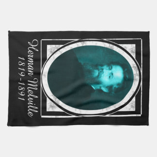 Herman Melville Kitchen Towel