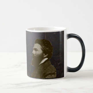 Herman Melville Magic Mug
