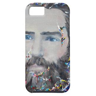herman melville - oil portrait iPhone SE/5/5s case