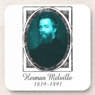 Herman Melville Posavasos De Bebida