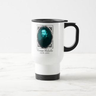 Herman Melville Travel Mug