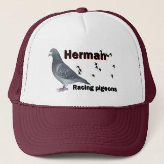 Herman  Racing pigeons Trucker Hat