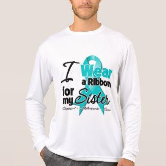 Hermana - cinta de la conciencia del trullo camiseta