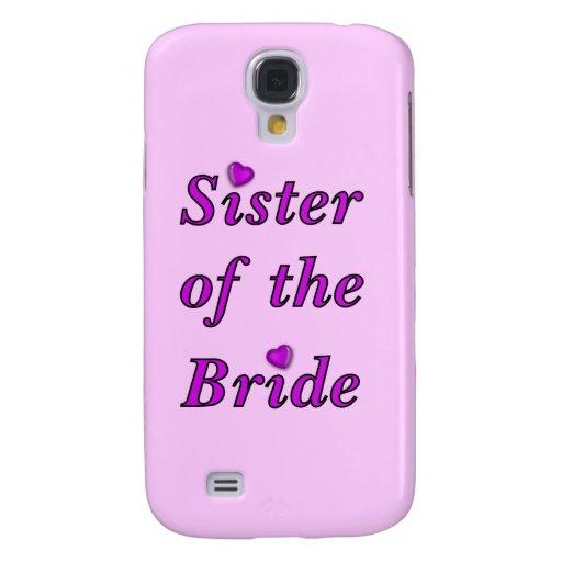 Hermana de la novia del amor simplemente