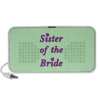 Hermana de la novia del amor simplemente iPhone altavoz