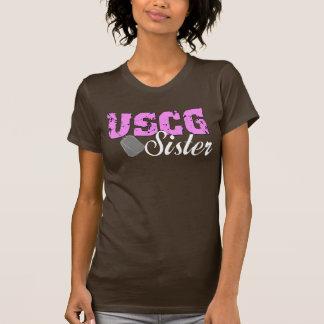 Hermana de USCG Camiseta
