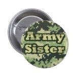 Hermana del ejército pin