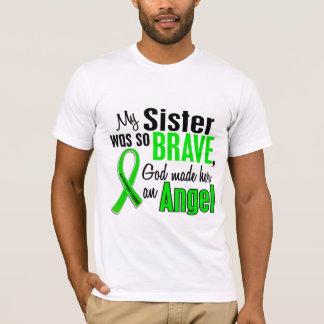 Hermana del linfoma Non-Hodgkin del ángel 1 Playera