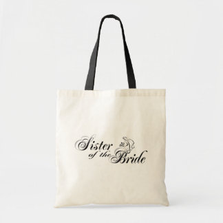 Hermana del tote de la novia bolsas de mano