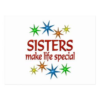 Hermana especial postal