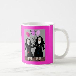 """Hermana feliz cumpleaños """" de los regalos de cumpl taza de café"""