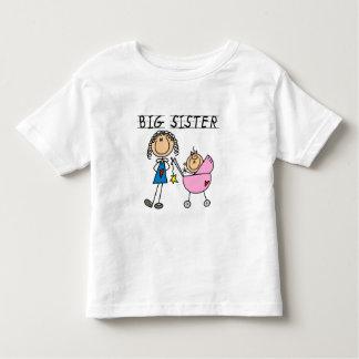 Hermana grande con pocas camisetas del SIS Playera De Niño