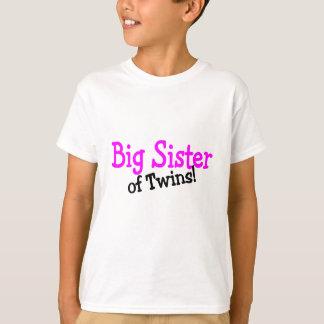 Hermana grande de gemelos remeras