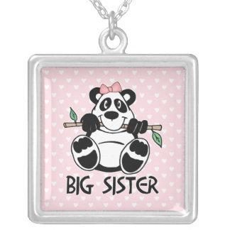 Hermana grande del chica de la panda grimpola
