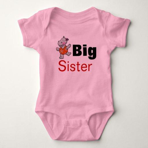 Hermana grande (hipopótamo del baile) t shirt