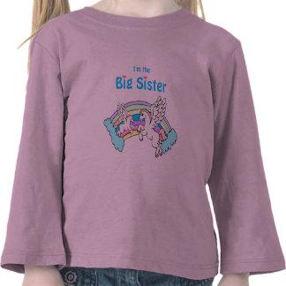 Hermana grande camisetas