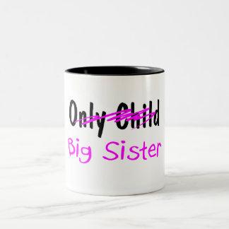 Hermana grande taza de café