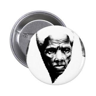 Hermana Harriet Tubman Pin Redondo 5 Cm