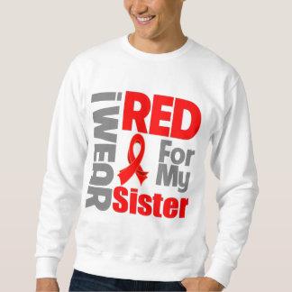 Hermana - llevo la cinta roja sudadera