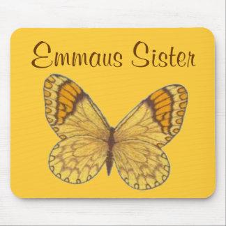 Hermana Mousepad de Emmaus