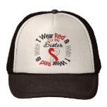 Hermana oral de la ayuda de la cinta del cáncer gorros bordados