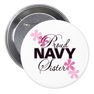 Hermana orgullosa de la marina de guerra pin