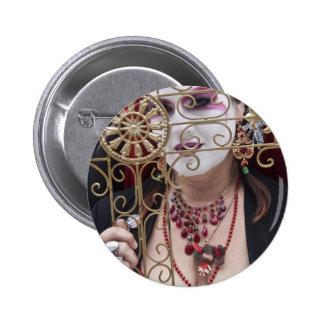 Hermana Sara Femme Fatale Pin Redondo 5 Cm