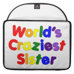 Hermanas divertidas de la diversión: La hermana má Fundas Para Macbooks