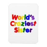 Hermanas divertidas de la diversión: La hermana má Imanes De Vinilo