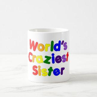 Hermanas divertidas de la diversión: La hermana má Tazas