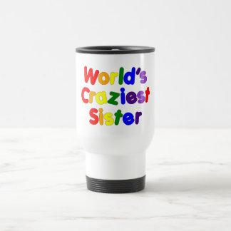 Hermanas divertidas de la diversión: La hermana má Taza