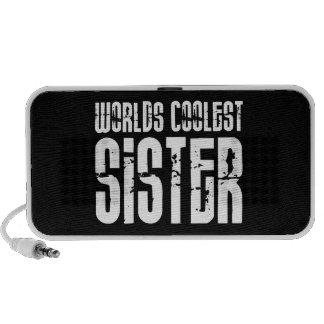 Hermanas frescas: La hermana más fresca de los mun Altavoz De Viaje