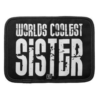 Hermanas frescas: La hermana más fresca de los mun Organizador