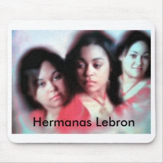 Hermanas Lebron Alfombrillas De Ratones
