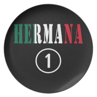 Hermanas mexicanas Uno de Hermana Numero Platos Para Fiestas