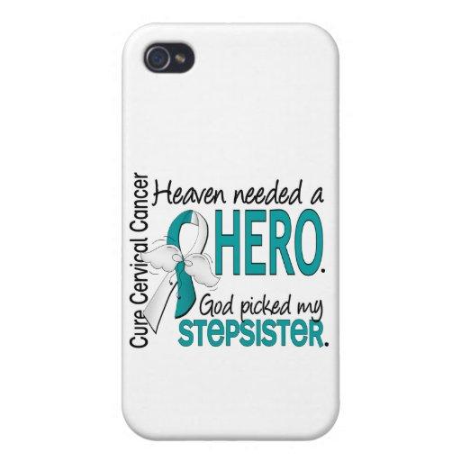 Hermanastra necesaria del cáncer de cuello del iPhone 4 cárcasas