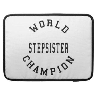 Hermanastra retra fresca del campeón del mundo