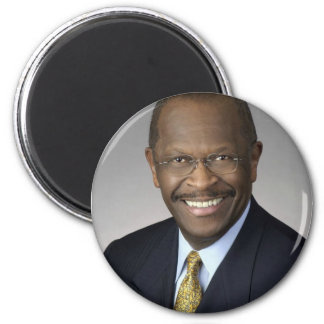 HermanCain_Zazzle Magnet