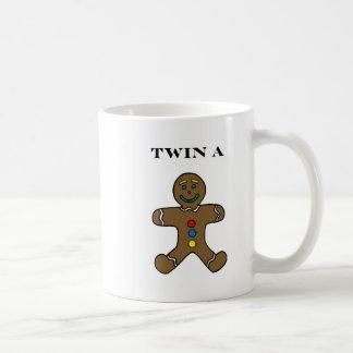 Hermane la taza del gingerbreadman de A