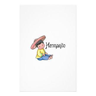 Hermanito Stationery Design
