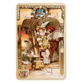Hermann Vogel - Cinderella Magnet