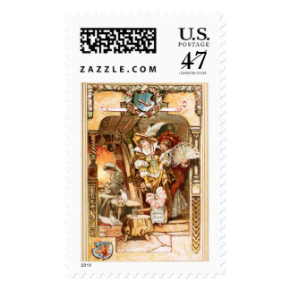 Hermann Vogel - Cinderella Postage