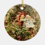 Hermann Vogel - Sleeping Beauty Christmas Tree Ornament