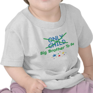 Hermano mayor a ser camisetas