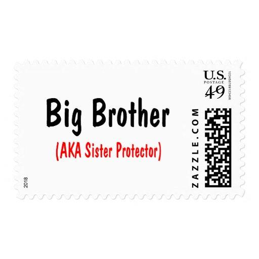 Hermano mayor (AKA protector de la hermana) Envio