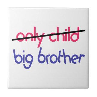 Hermano mayor azulejo cuadrado pequeño