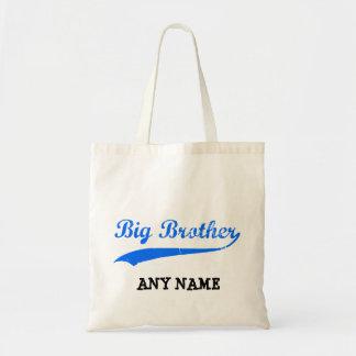 Hermano mayor bolsa lienzo